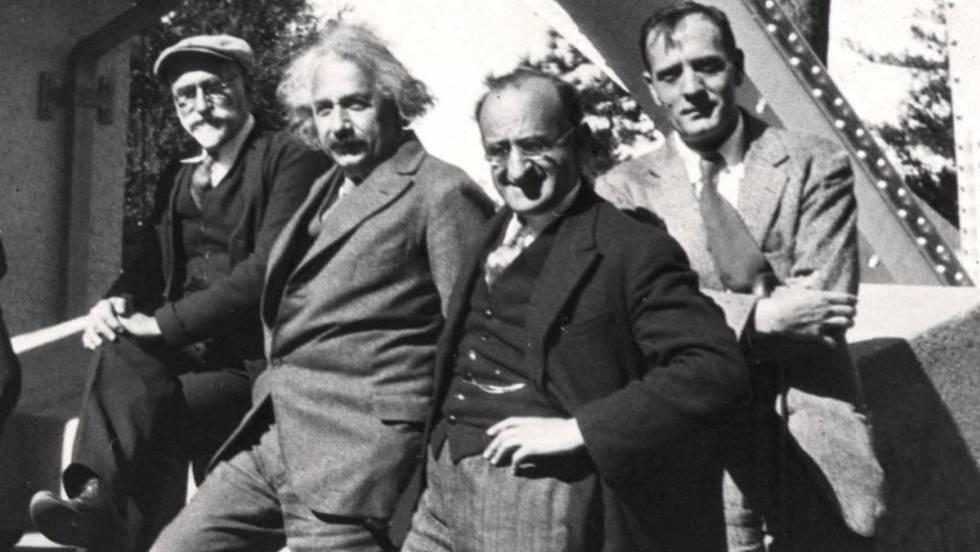 La lente de Einstein