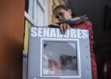 Elecciones México 2018: la jornada electoral en imágenes