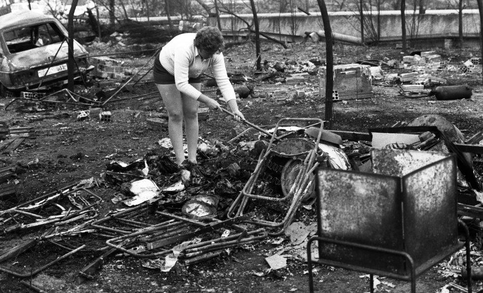 Fotorrelato 40 Anos De La Tragedia Del Camping De Los Alfaques Espana El Pais
