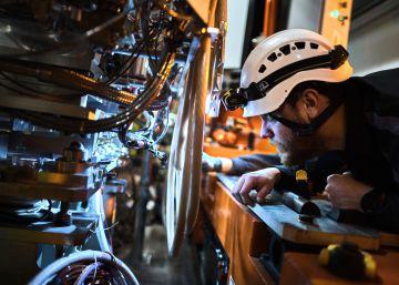 El mayor acelerador de partículas se actualiza para quintuplicar las colisiones