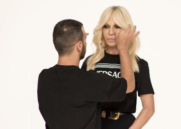 """Donatella Versace: """"Soy activista. No me asusta dar mi opinión"""""""