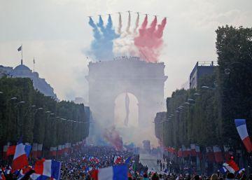 Francia recibe a los campeones del Mundial de Rusia 2018