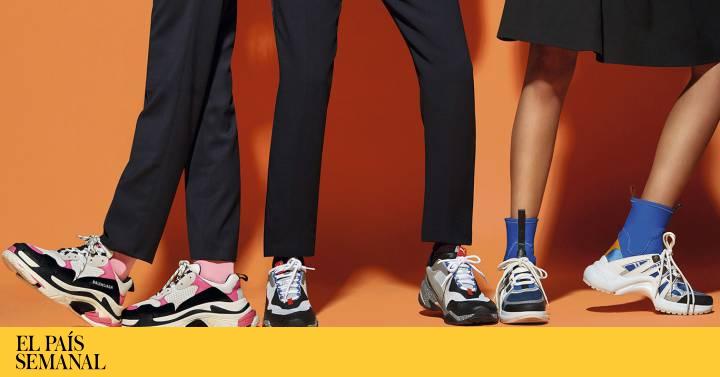 competitive price 0795c 058af Reportaje  Chanel  La zapatilla conquista el mundo   EL PAÍS Semanal