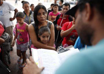 Vence el plazo para la reunificación de familiar migrantes en Estados Unidos