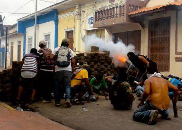 Imágenes en exclusiva desde las barricadas en Masaya, la ciudad rebelde de Nicaragua
