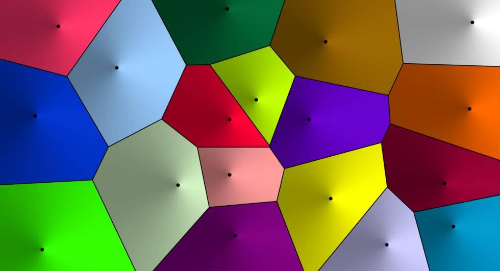 Hemos descrito un nuevo objeto geométrico y lo llevas puesto