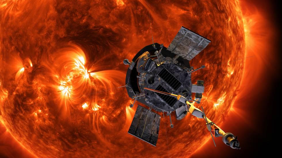 La primera nave que tocará el Sol