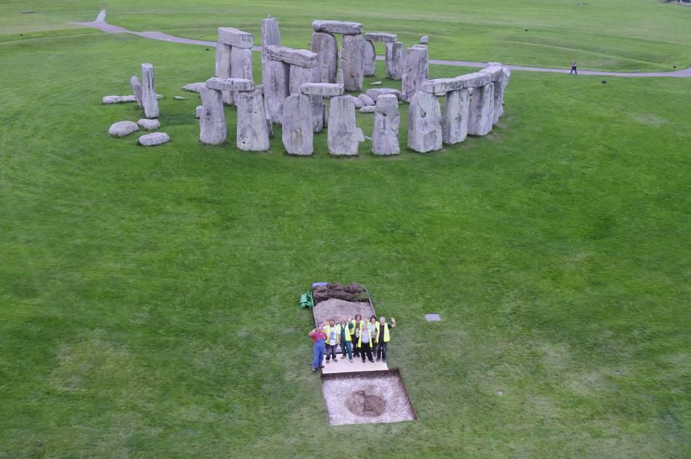 Revelado el misterio de las personas quemadas y enterradas en Stonehenge hace 5.000 años