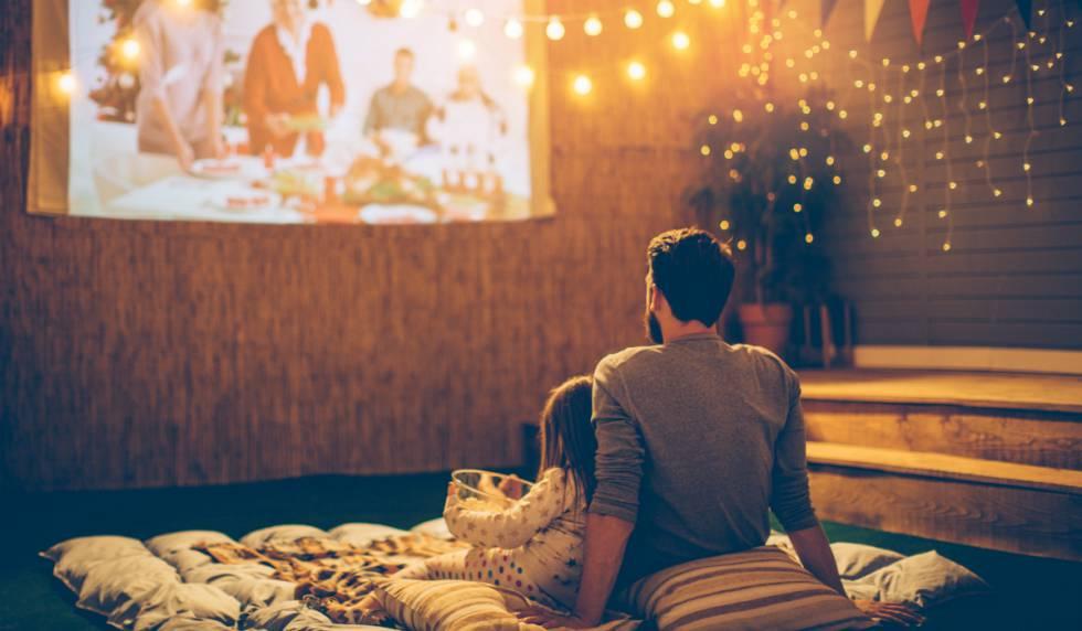 ¿Quieres montar un cine de verano en casa? Aprovéchate de estas ofertas
