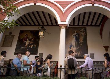 El itinerario de Murillo en Sevilla, en imágenes