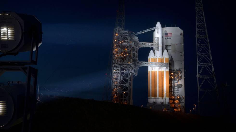 La sonda 'Parker' inicia su viaje hacia el Sol