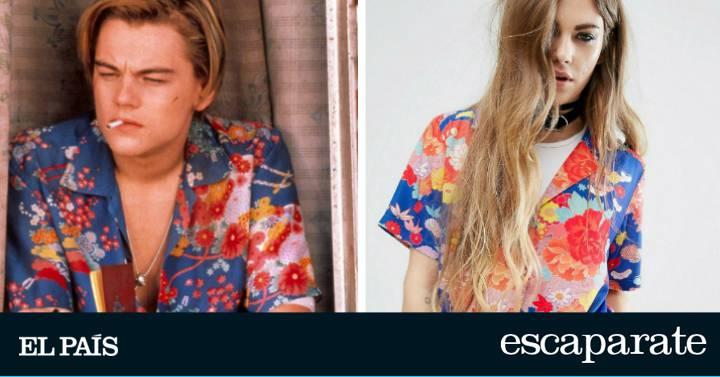 683a9d6fc Las camisas hawaianas ya no distinguen género