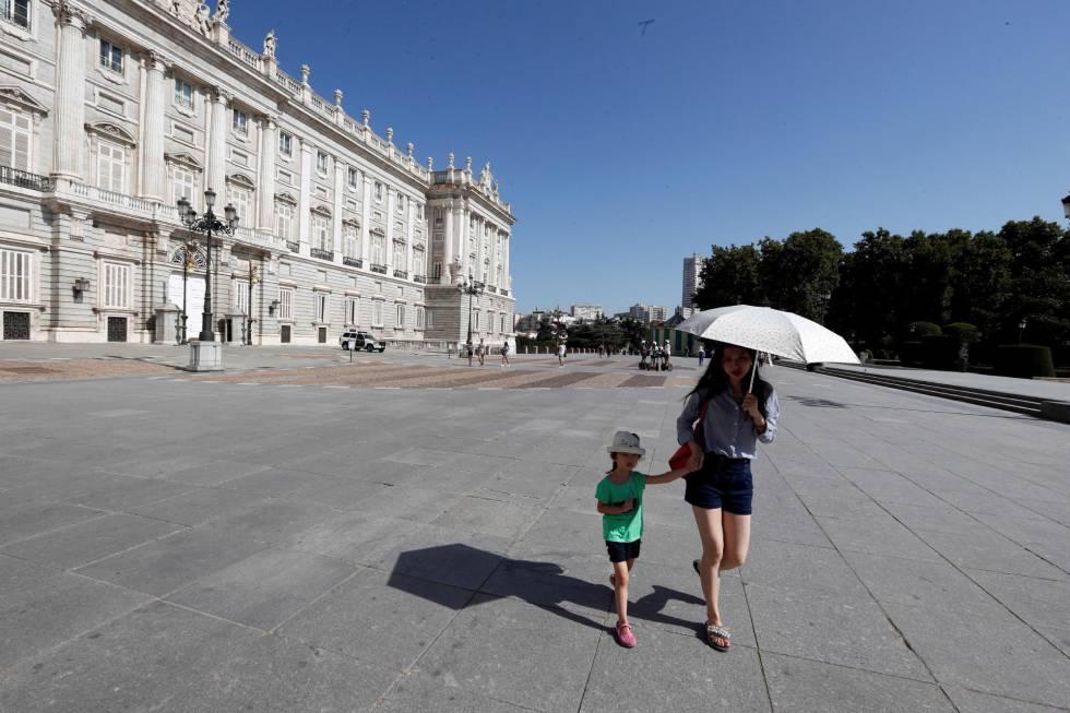 """El periodo 2018-2022 será """"el doble"""" de caluroso por causas naturales"""