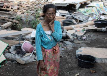 Las ruinas de Lombok: 506 muertos por seísmos en lo que va de mes