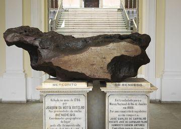 Las obras perdidas por el incendio en el Museo Nacional de Brasil