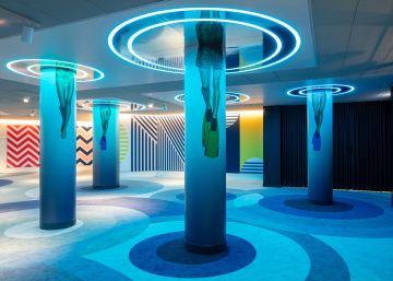 James Bond y Vasarely, en el nuevo hotel en Marsella de Teresa Sapey