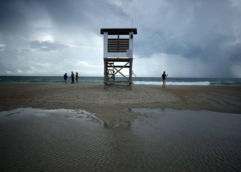 La costa este de Estados Unidos se prepara para la llegada de ?Florence?