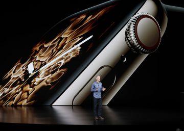 Apple Keynote 2018: las imágenes de los nuevos iPhone