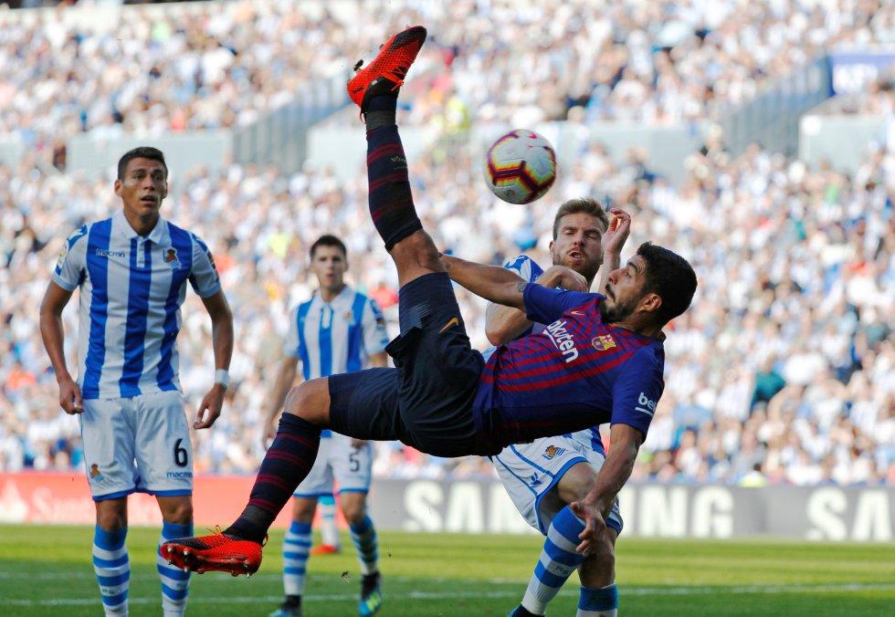صور مباراة : ريال سوسيداد - برشلونة 1-2 ( 15-09-2018 ) 1537022296_105804_1537030787_album_normal