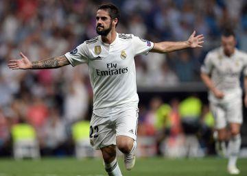Real Madrid - Roma, la Champions League en imágenes