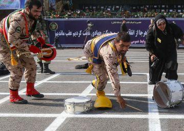 El atentado en Irán, en imágenes