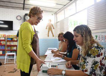 Las elecciones presidenciales en Brasil, en imágenes