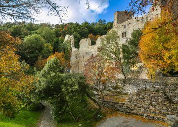 El palacio medieval que renace como centro cultural y jardín botánico