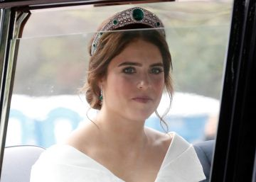 Eugenia de York y Jack Brooksbank: una boda de príncipes y estrellas, en imágenes