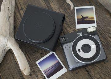 Vuelta al pasado con Fujifilm instaxSquare SQ6