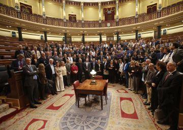El día que los científicos entraron en el Parlamento y no pidieron dinero