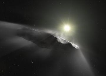 Los expertos ridiculizan la teoría de la nave extraterrestre en el sistema solar
