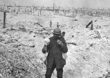 Las 15 imágenes que resumen la Primera Guerra Mundial