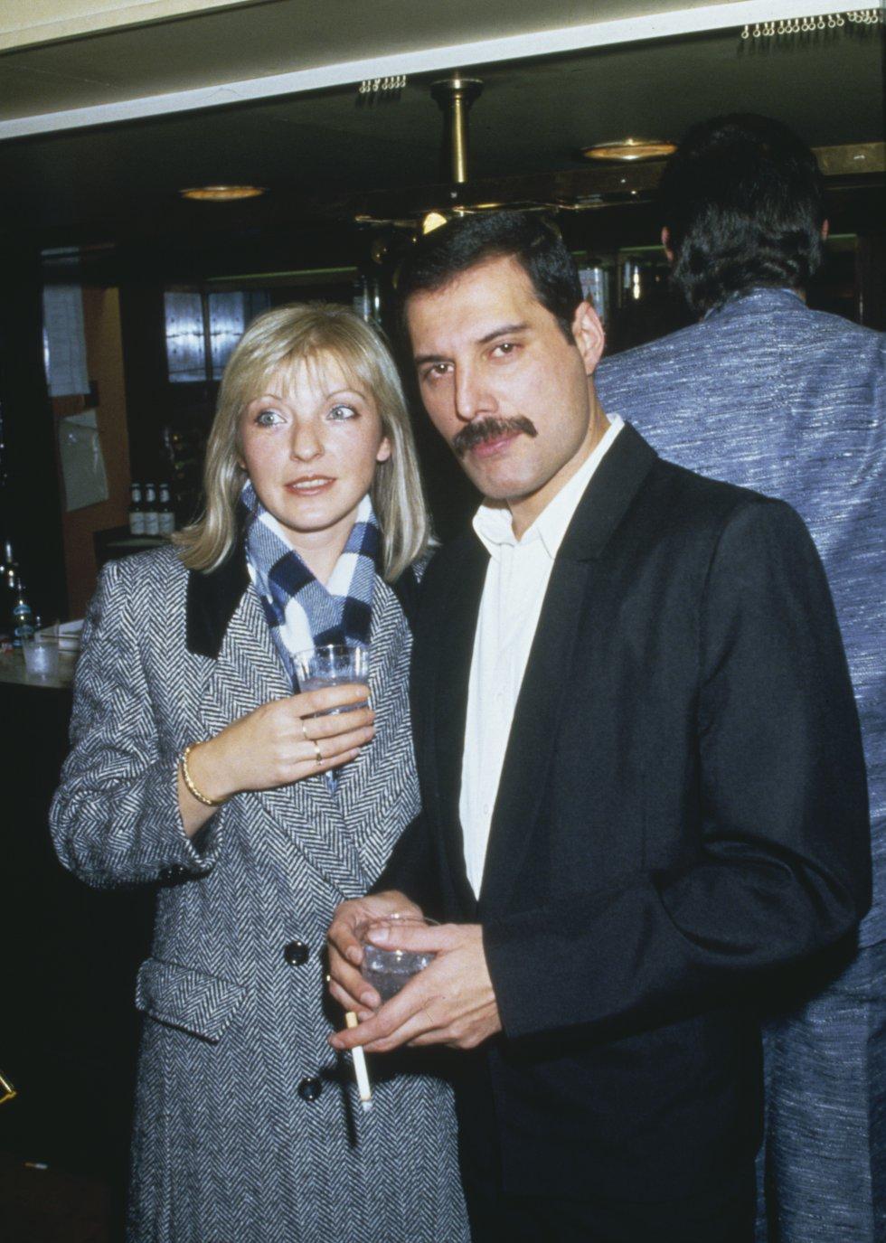 Fotos Freddie Mercury Y Mary Austin El Amor Más Extraño De La Historia Del Rock En 14 Imágenes Icon El País