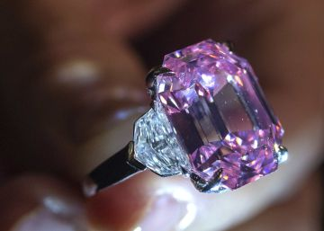 Christie's vende un espectacular diamante rosa por 44 millones
