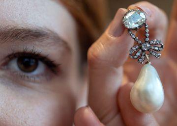 La gran perla de María Antonieta, vendida por 32 millones de euros