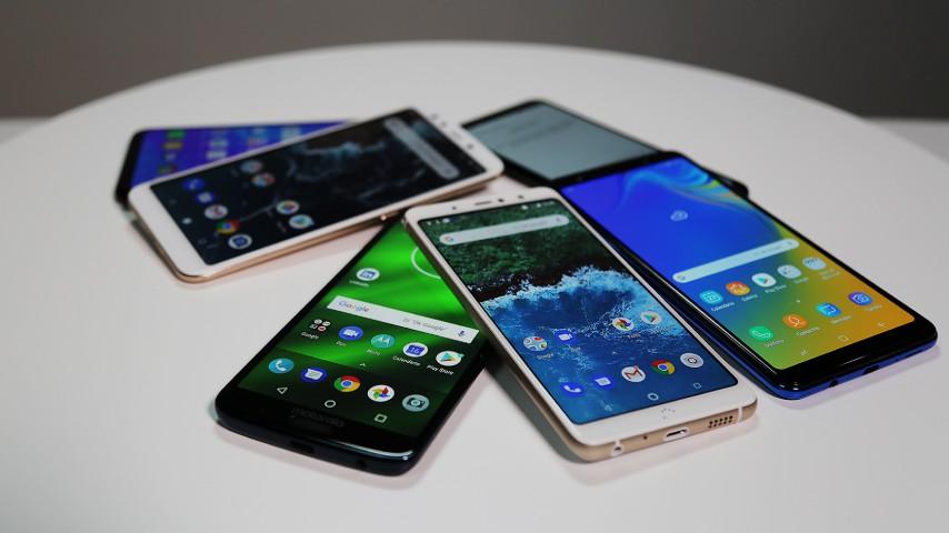 Los mejores móviles en relación calidad-precio de 2018  14071a2a4e