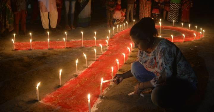 Día Mundial contra el SIDA 2018, en imágenes - EL PAÍS