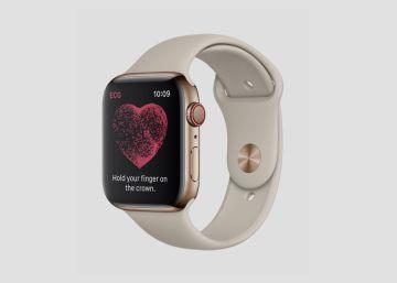 Apple Watch Series 4: la joya oculta de la firma de la manzana