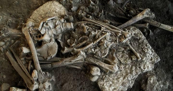 El cadáver de una joven desvela la primera pandemia conocida