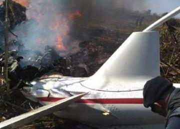 Mueren la gobernadora y el exgobernador de Puebla tras estrellarse el helicóptero en el que viajaban