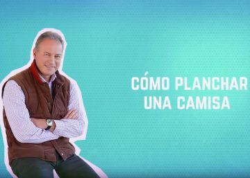 ¿Necesita el mundo ver a Bertín Osborne planchando una camisa en YouTube? España se divide