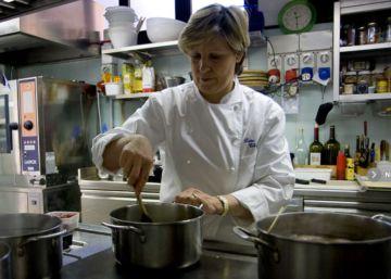 Revolución feminista en las cocinas de Italia