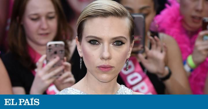 Pelicula porno de scarlett johansson Scarlett Johansson Se Rinde Ante Los Videos Porno Que Usan Su Imagen Gente Y Famosos El Pais