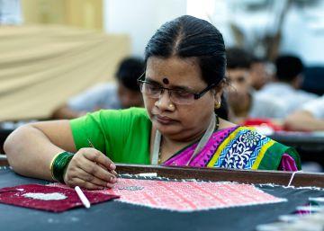 Gucci se implica en una línea de moda solidaria en India