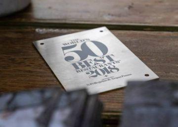 Los restaurantes no podrán eternizarse como número uno