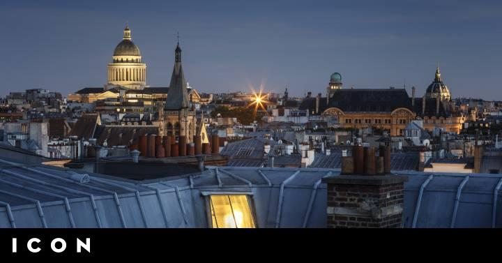 Cómo la reforma de una 'boutique' de lujo se convirtió en un 'thriller' de misterio en París