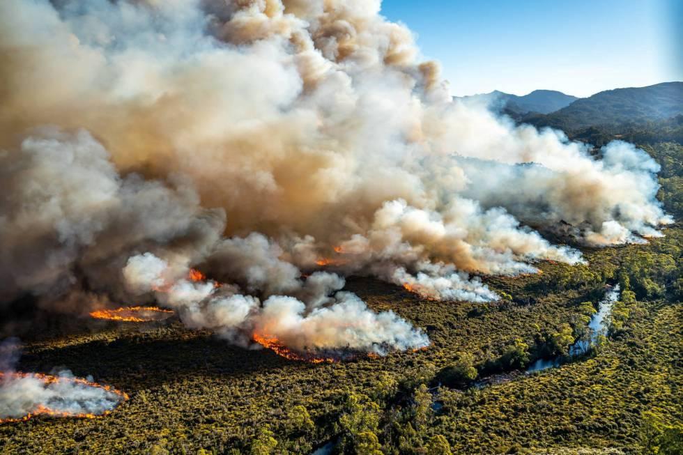 Bienvenidos a la era de los extremos climáticos