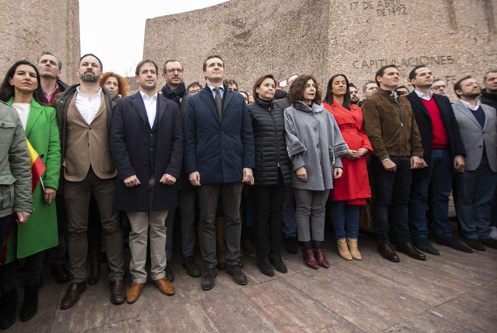 Fotos: Las imágenes de la concentración en Madrid de PP ...