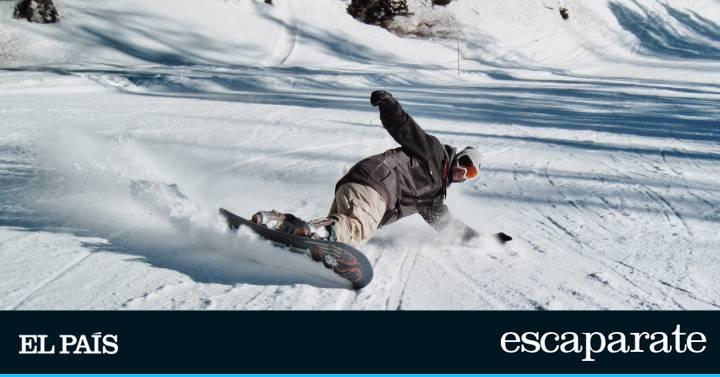 d86af7c752 Cascos y protecciones para esquiar y hacer 'snowboard' con seguridad