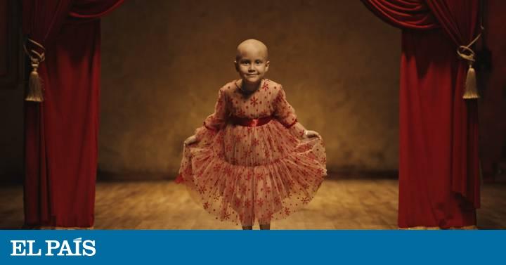 Un aplauso para todos los niños con cáncer y sus familias